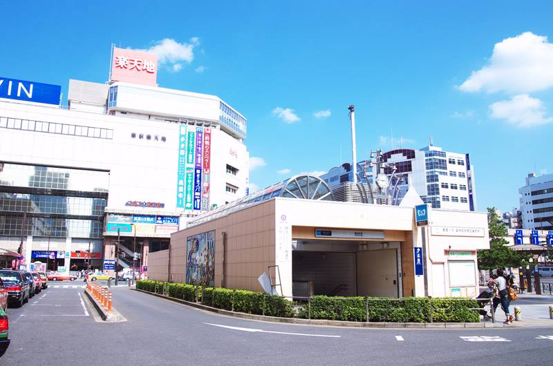 東京メトロ錦糸町駅(半蔵門線)に期間限定で出店します!|コ ...