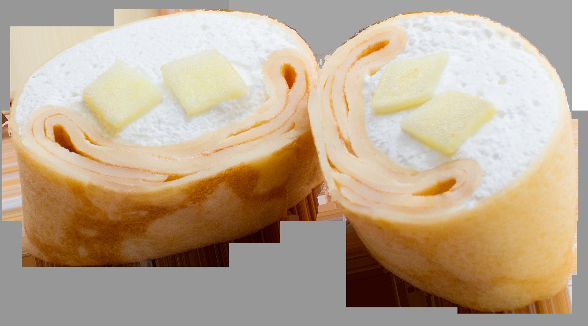 りんごのマスカルポーネチーズ
